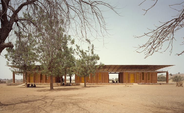 Homage To The Forest Tree: Architect Francis Kéré Pays Tribute To His African