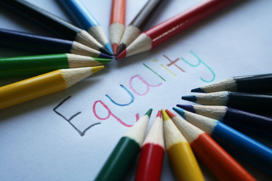 Sexual Equality In Schools How To Make Rights On Paper A Daily - Reality with pencil and paper