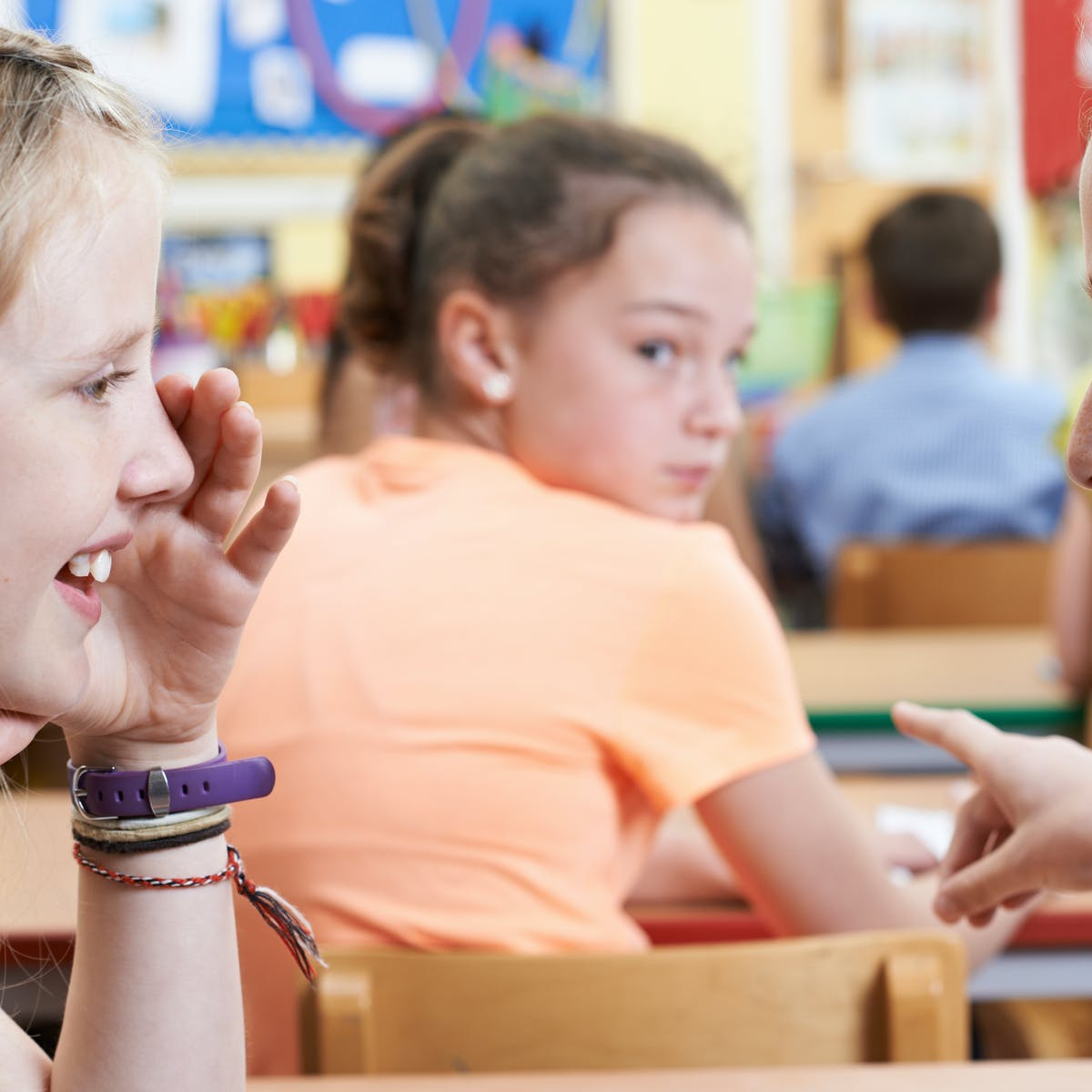 I don't want to be teased' – why bullied children are reluctant to
