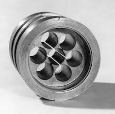 radar cavity magnetron