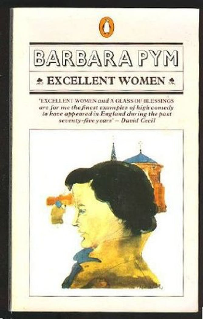 friday essay from grotesques to frumps a field guide to cover of the 1950 edition of excellent women 1952 by barbara pym penguin books