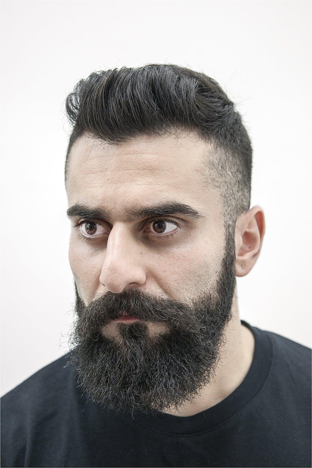 how to look like an arab man