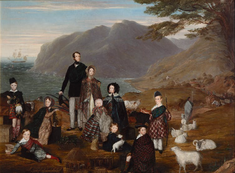 New Zealand's colonial pastoralists transformed the country's landscape. William Allsworth