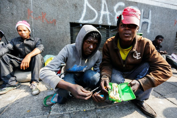 South Africa Portugal decriminalization drugs heroin whoonga