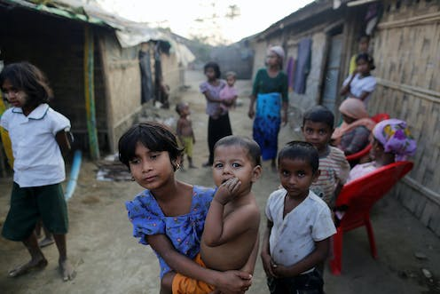 Myanmar's 'Rohingya issue' is a regional refugee crisis