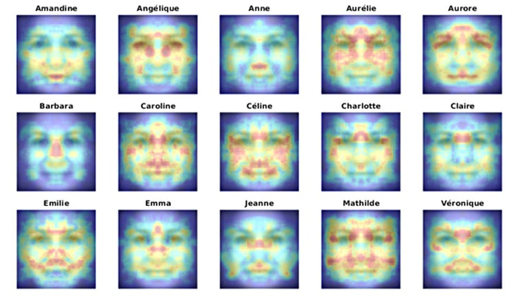 Scientists Prove Baby Names Help Sculpt Adult Faces By