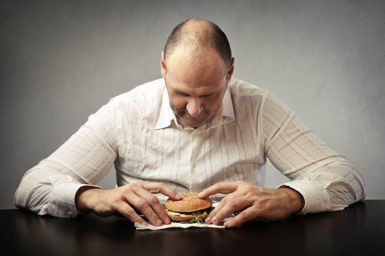 Image result for fast food depression