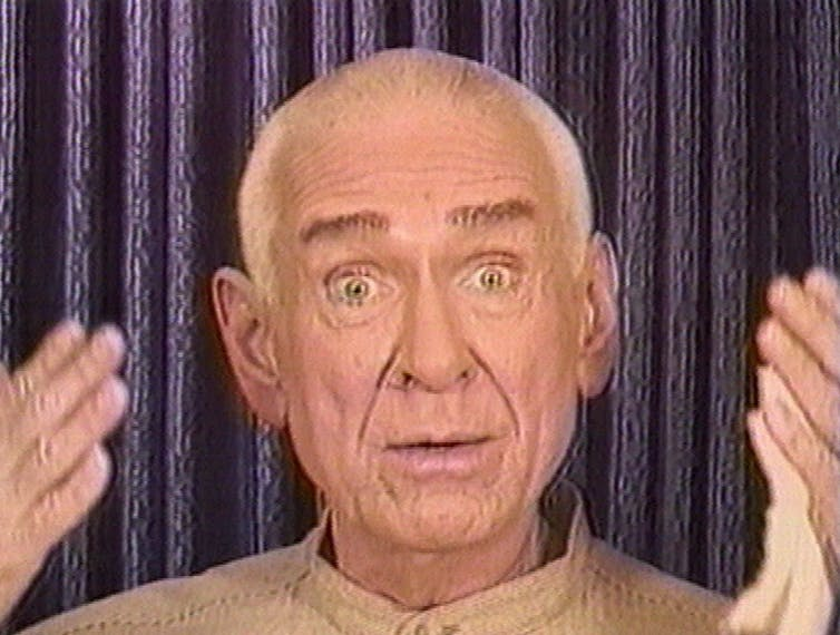 The former leader of Heaven's Gate, Marshall Applewhite