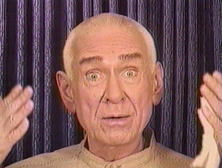 The former leader of Heaven's Gate, Marshall Applewhite