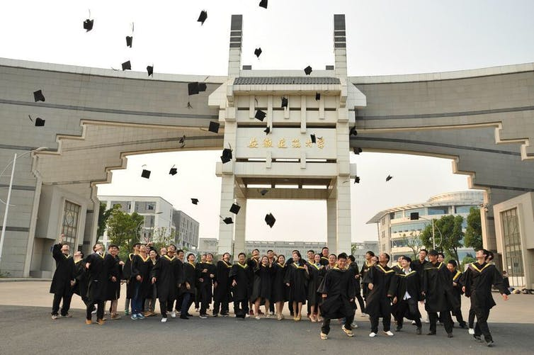 Inside the world's largest higher education boom-1