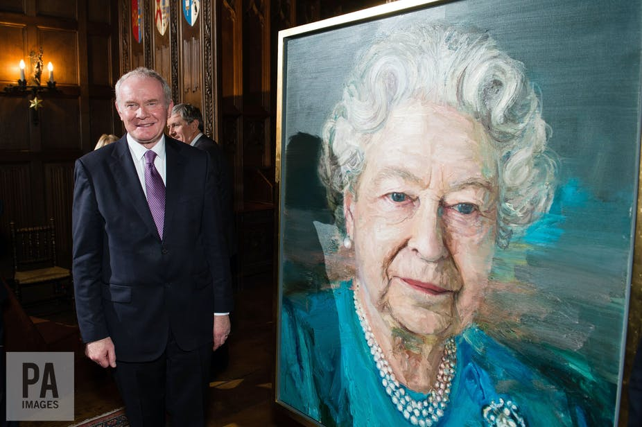 Martin Mcguinness And The Power Of Political Symbolism