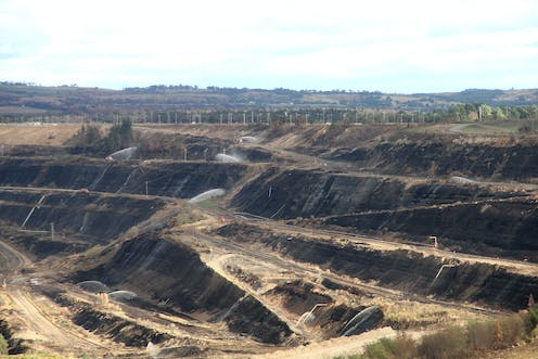 Turning Hazelwood's empty coal mine into a lake could help heal