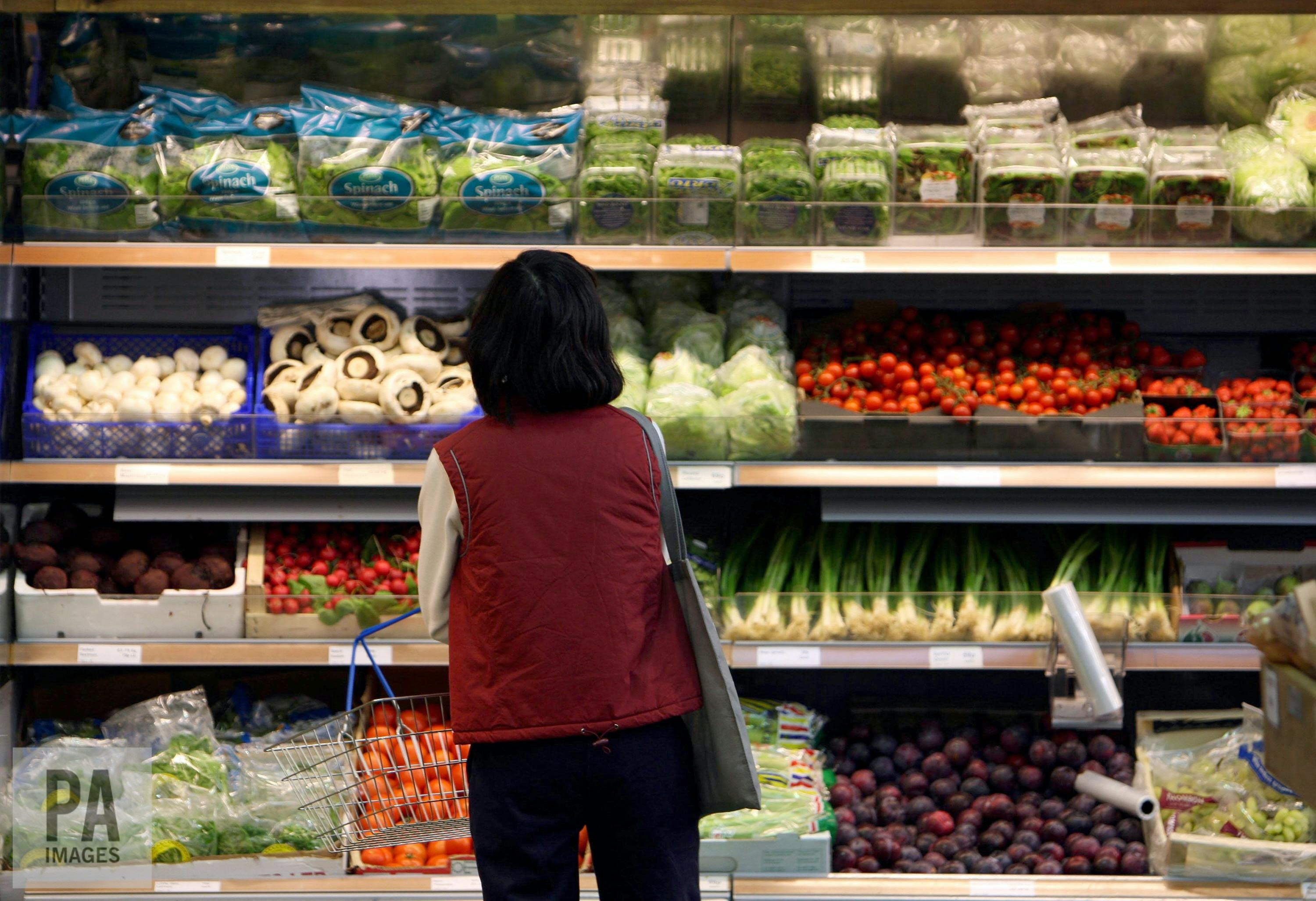 Cost of eating healthily soars recommendations