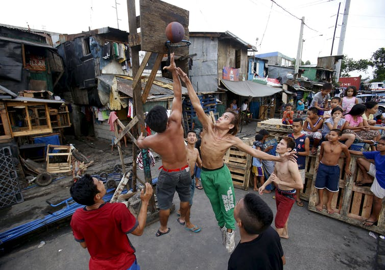 average height of a filipino man