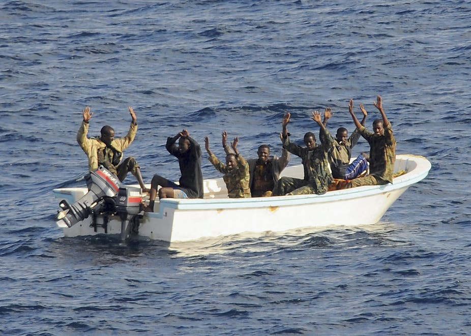 A solution to Somali piracy is in sight -- local communities hold ...