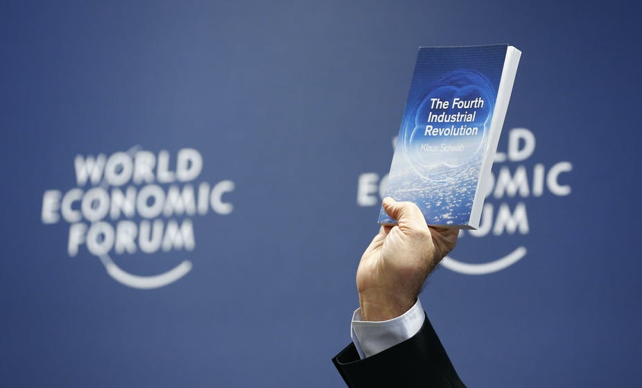 Image result for 4th industrial revolution wef