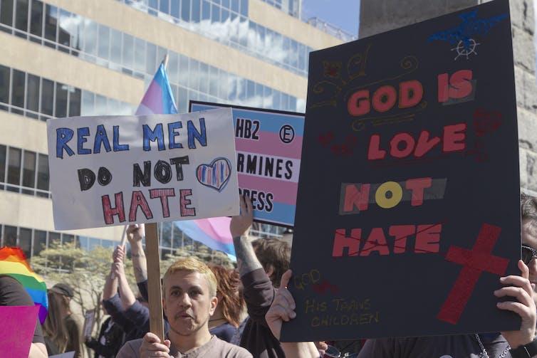 Evangelical Christian Right, religious right, lgbt, lgbtq, transgender, evangelicals, christians