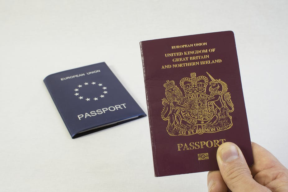 Marrying a british man citizenship