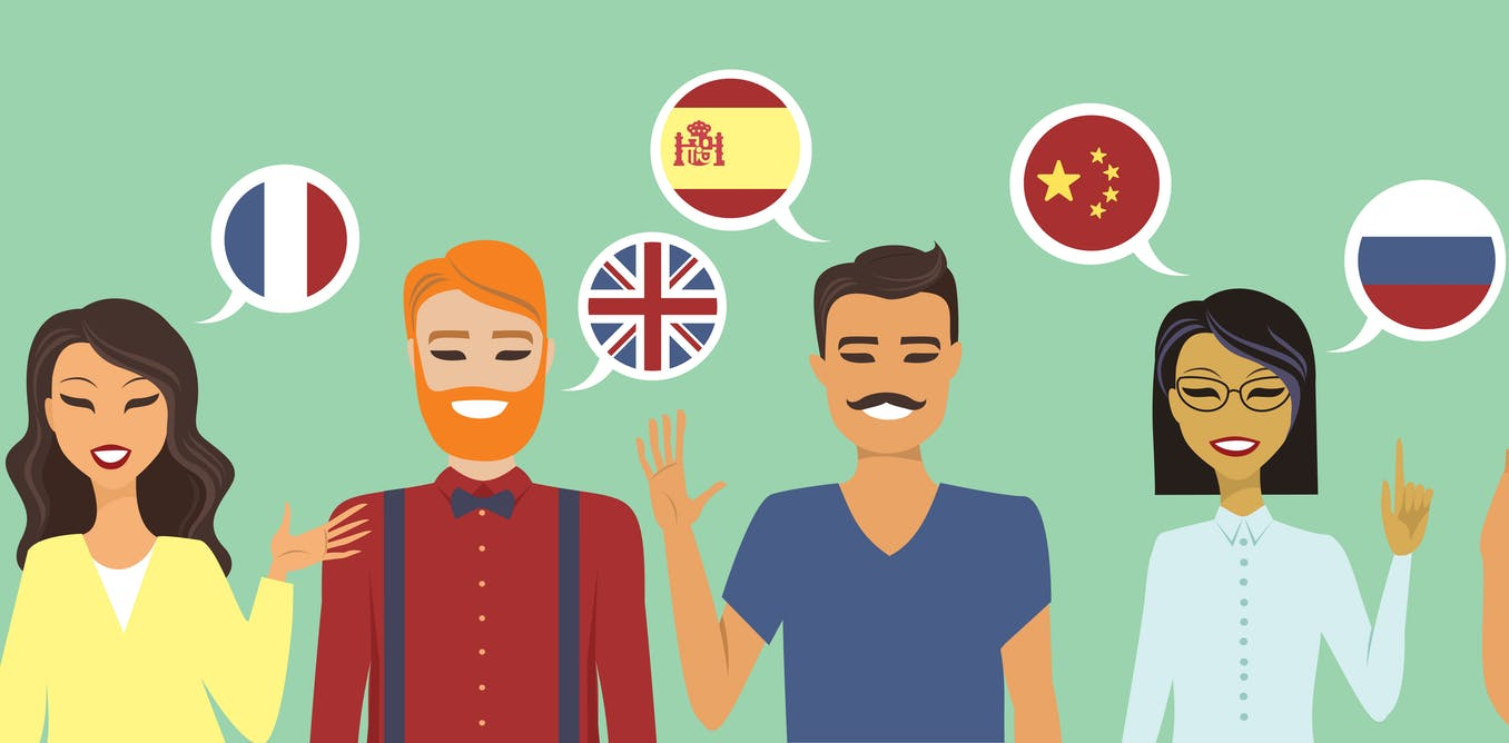 You too could be multilingual – it's just about unlocking the skills inside