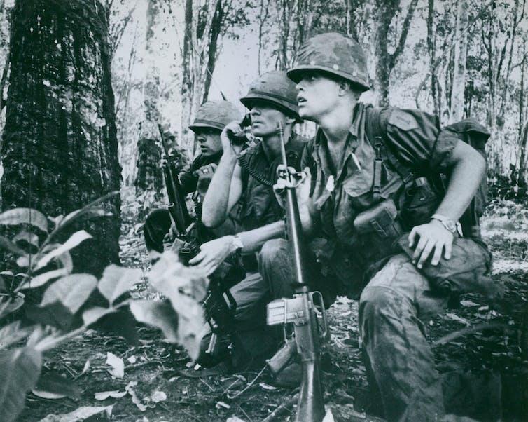 shell shock ptsd history vietnam