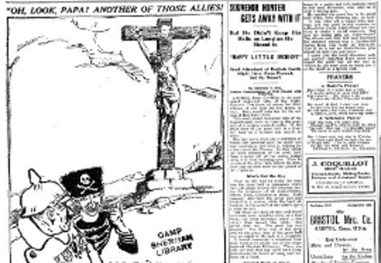 How Christianity shaped the experience and memories of World War I