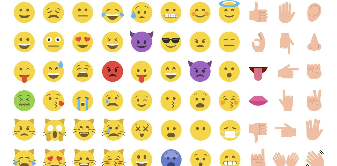 Why I Use Emoji In Research And Teaching