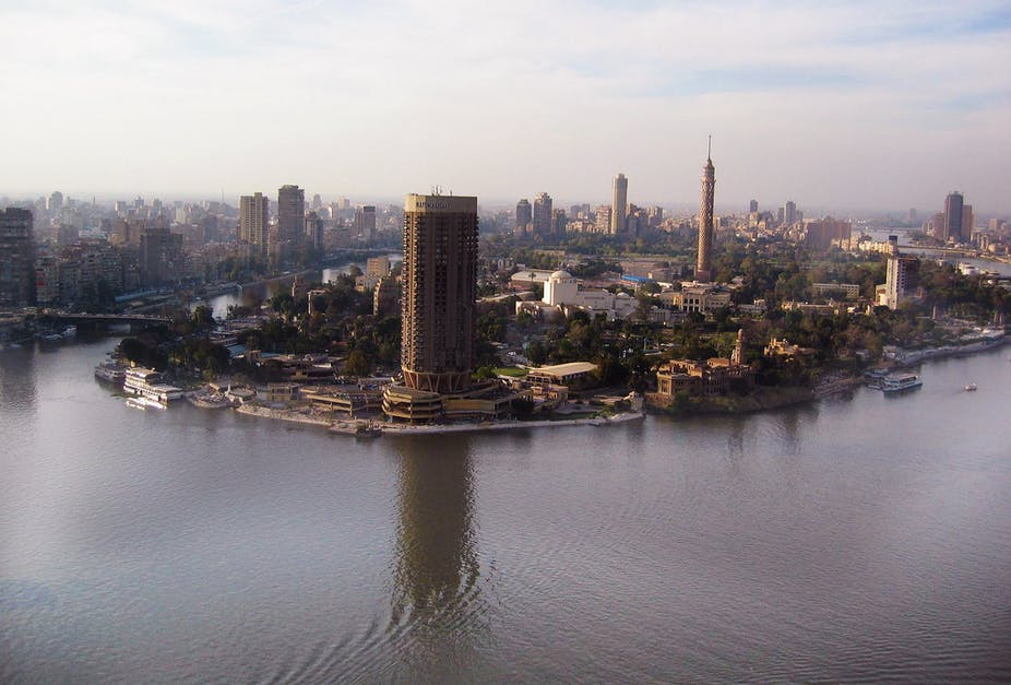 Why the 11 countries that rely on the Nile need to reach a river