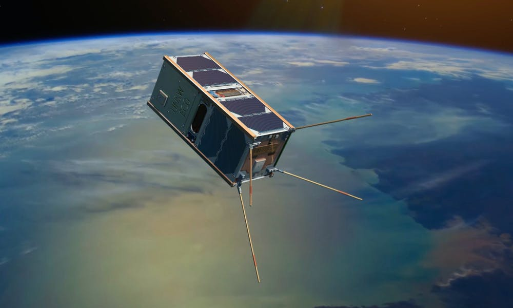 Australia's back in the satellite business with a new launch