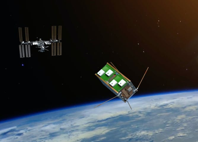 Adelaide designed & built climate satellite launches from Cape Canaveral