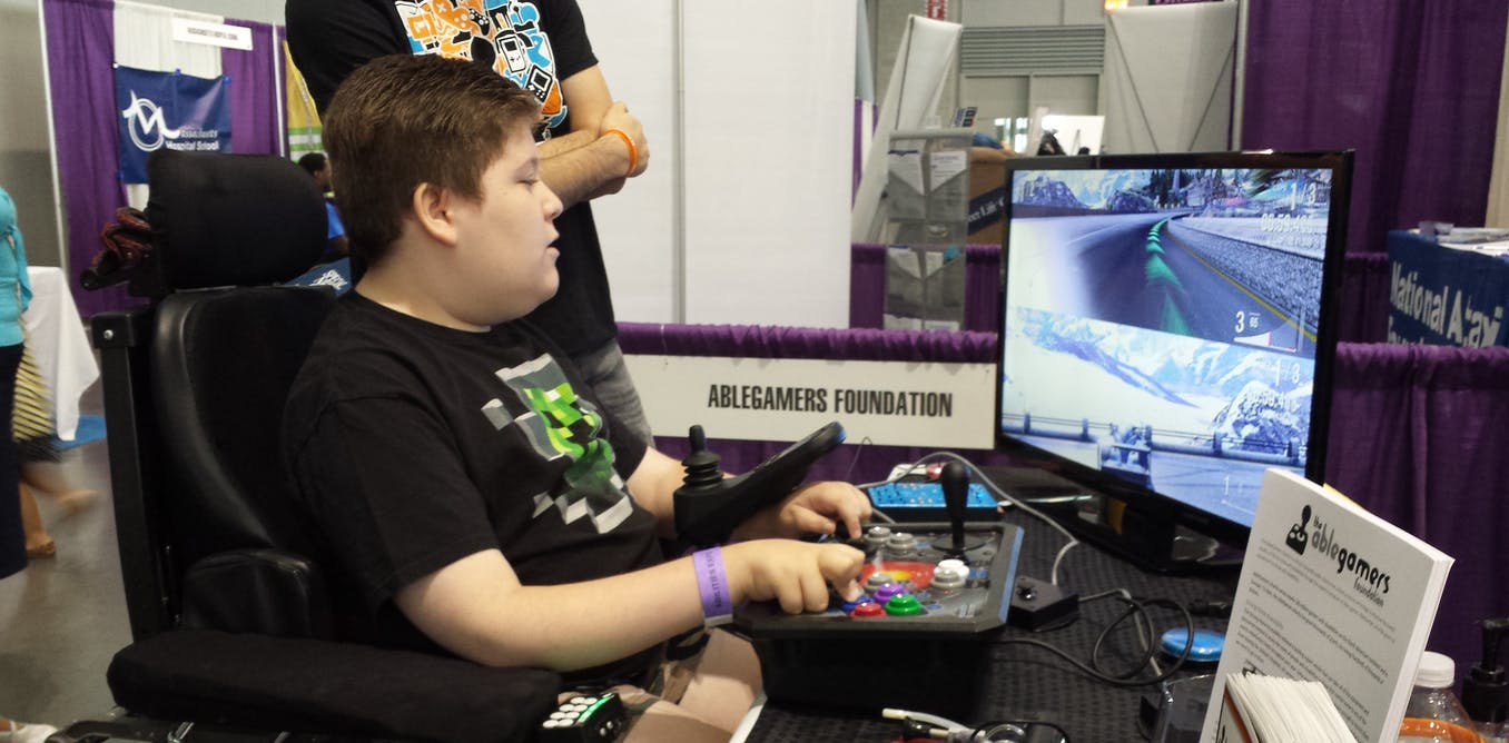 Young Gamers Are Inventing Their Own Controllers To Get -1053
