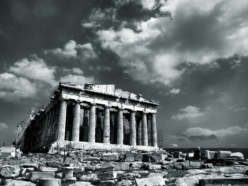 Ancient Athens - the cradle of Greek culture