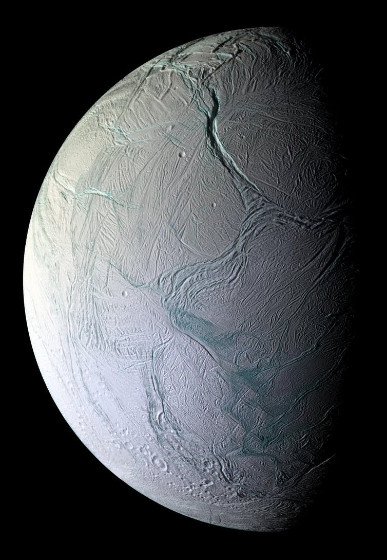 Water Everywhere In Our Solar System But What Does Cosmos 451plutosolarsystemdiagramjpg Enceladus Just 500km Across Is Now Known To Host A Buried Ocean Of Liquid Nasa Jpl Space Science Institute