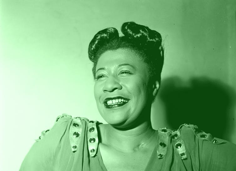 Ella Fitzgerald Wacky Dust cocaine marijuana reefer 4/20