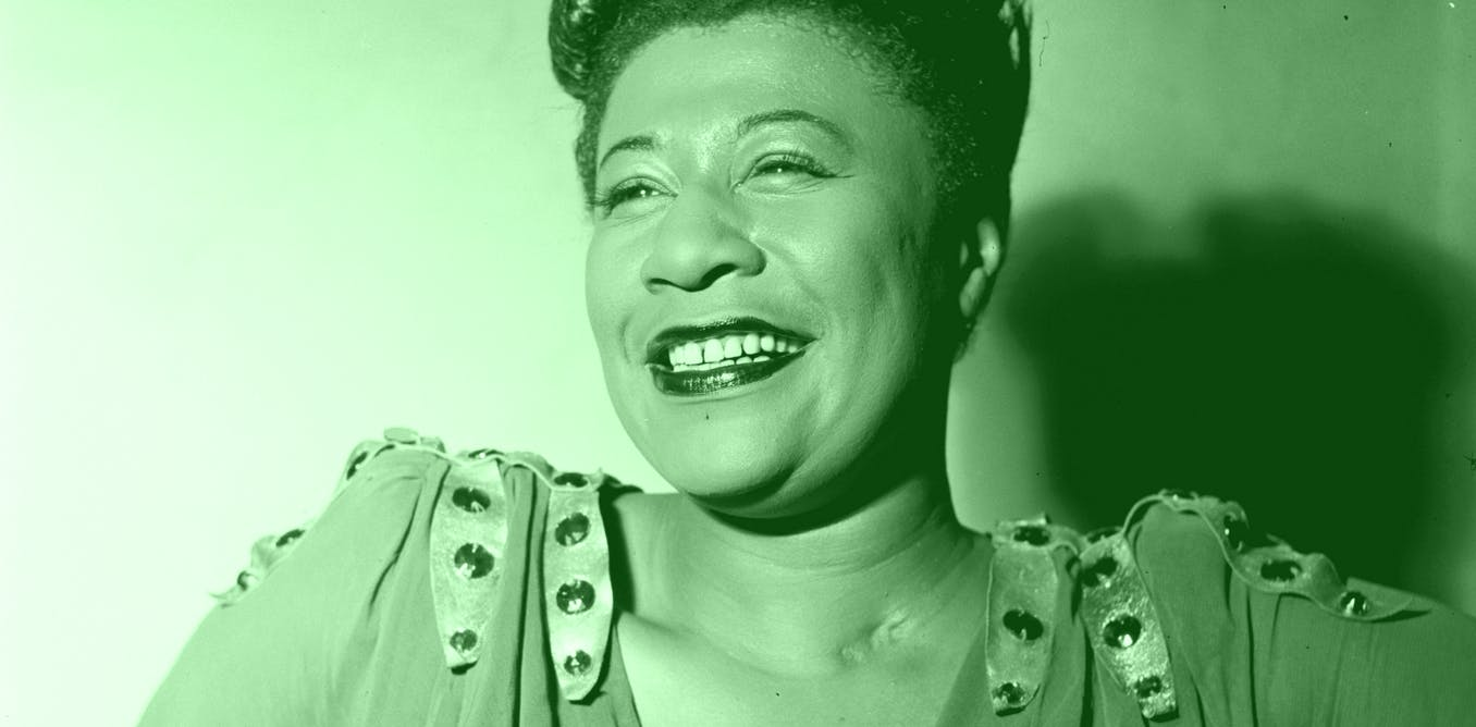 essays on ella fitzgerald About the author: warren sandmann, phd midnight sun by ella fitzgerald : favorite book: memory and because i would rather grade speeches than essays.