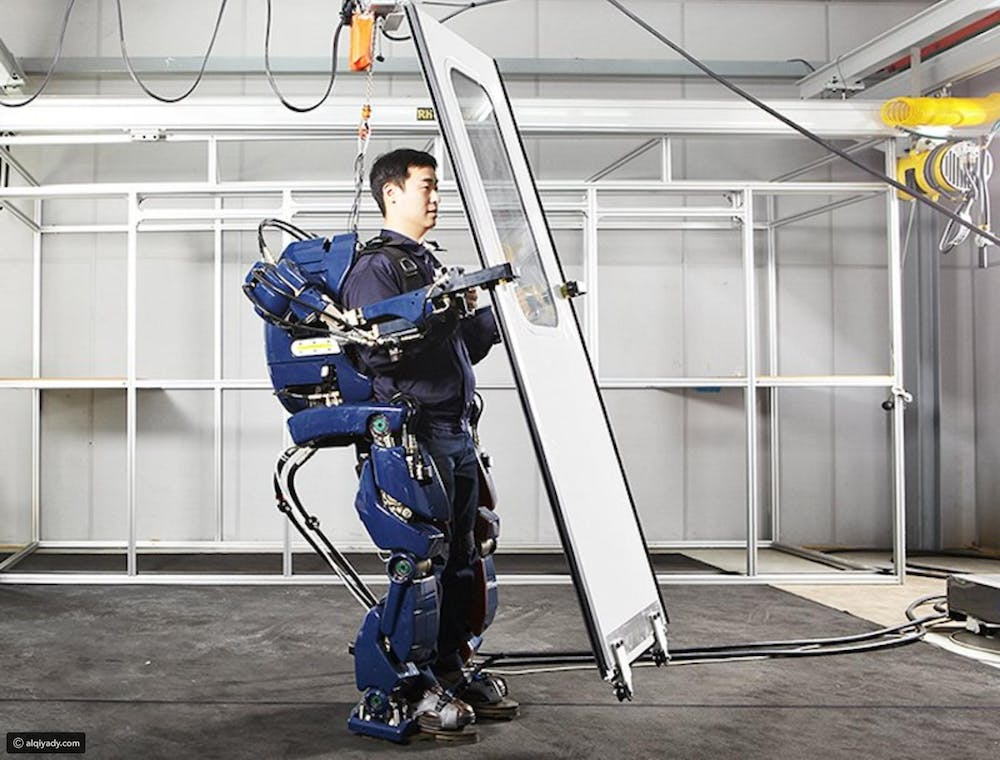 Introducing 'Operator 4.0,' a tech-augmented human worker