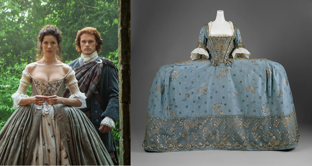 How accurate are the costumes in TV period dramas?