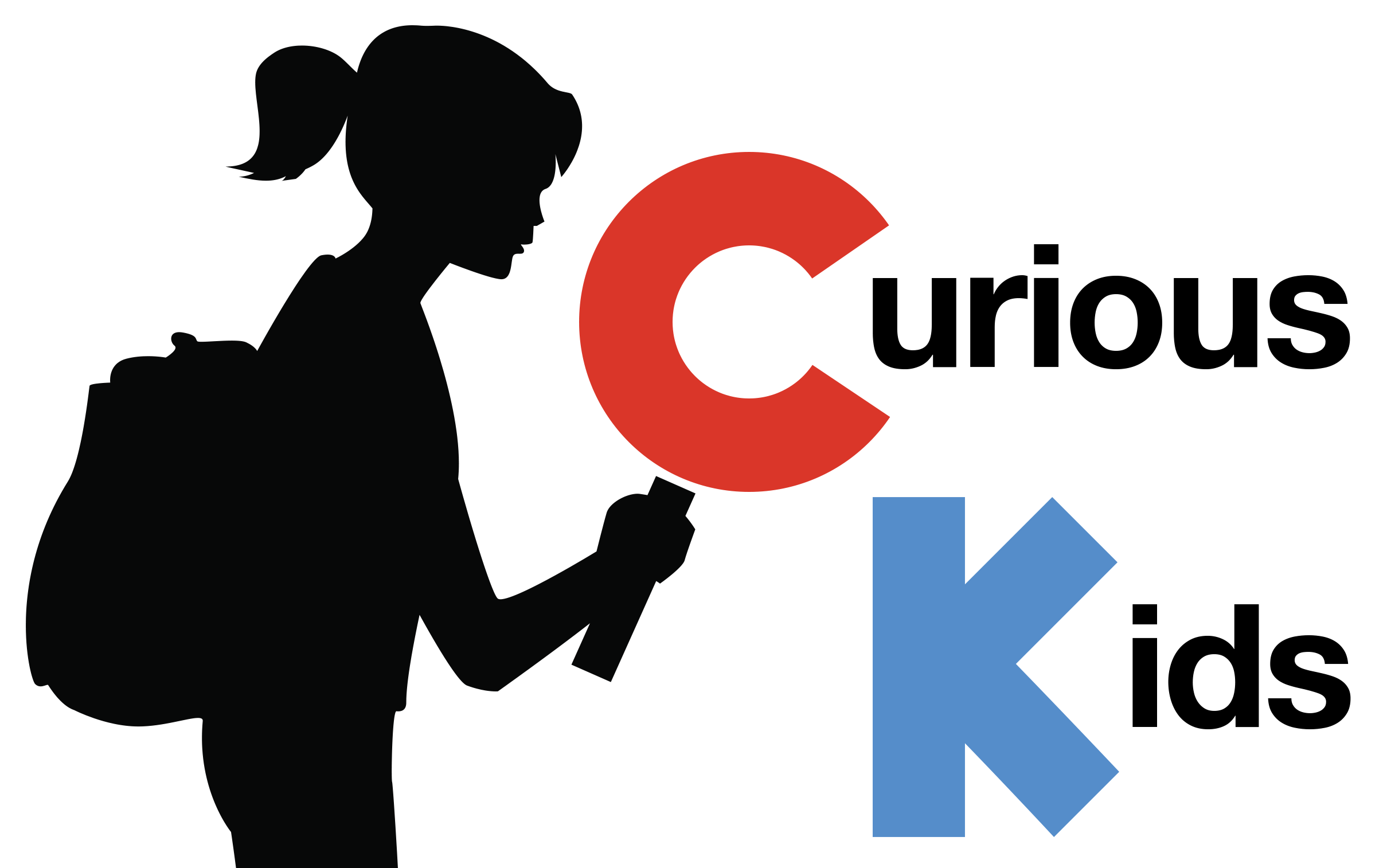 Curious Kids logo