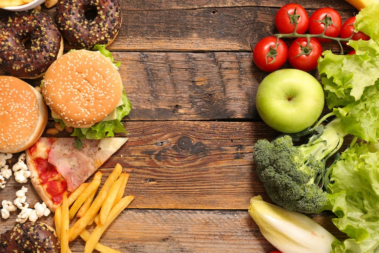 how to stop addiction to junk food
