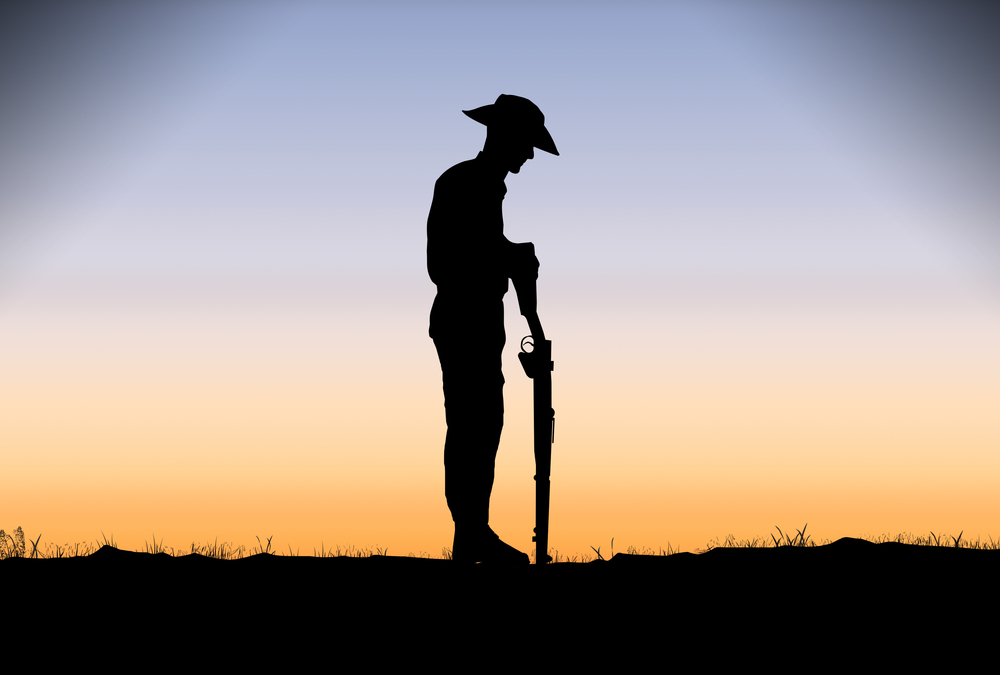 Australians Are Deeply Attached To The Cluster Of Beliefs And Traditions We Call The Anzac Legend Shutterstock