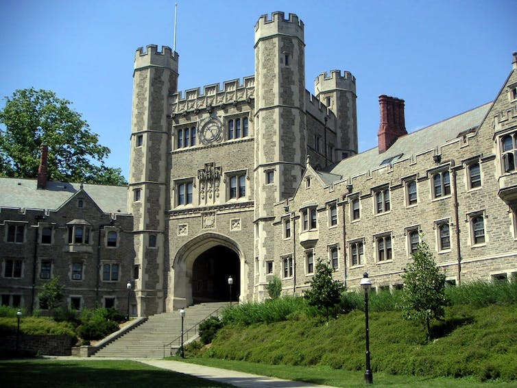 College dropout success is not the norm. Princeton University