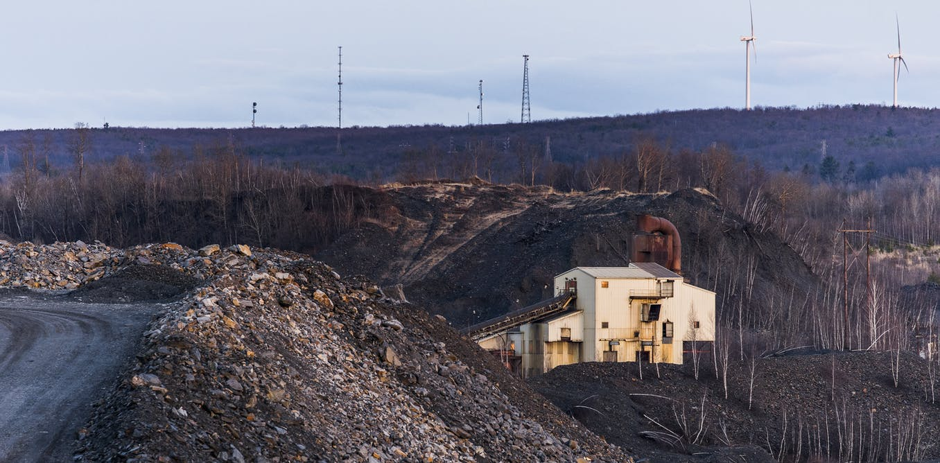 Thumbnail for Worthless mining waste could suck CO₂ out of the atmosphere and reverse emissions