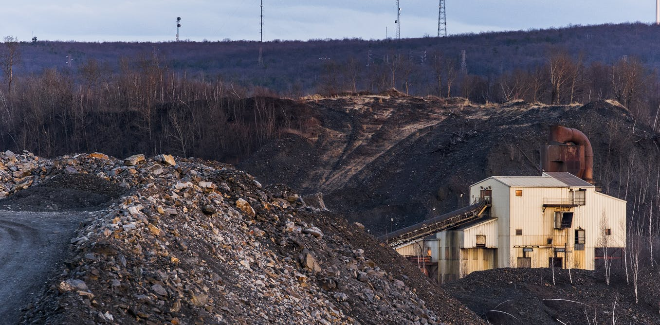 Worthless Mining Waste Could Suck Co₂ Out Of The