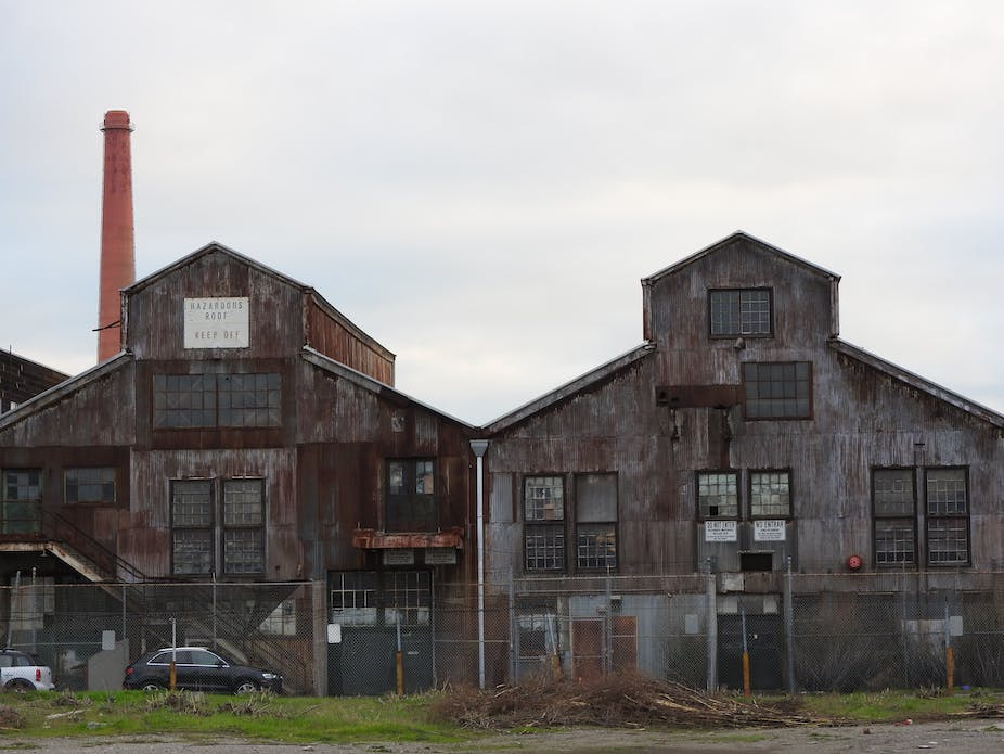 Cleaning up toxic sites shouldn't clear out the neighbors