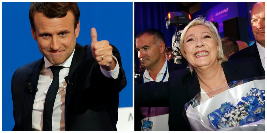 Surprise Round One Of The French Presidential Election Went Pretty Much As Expected