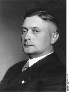 Karl Kaufmann. Bundesarchiv Bild via Wikimedia, CC BY-SA