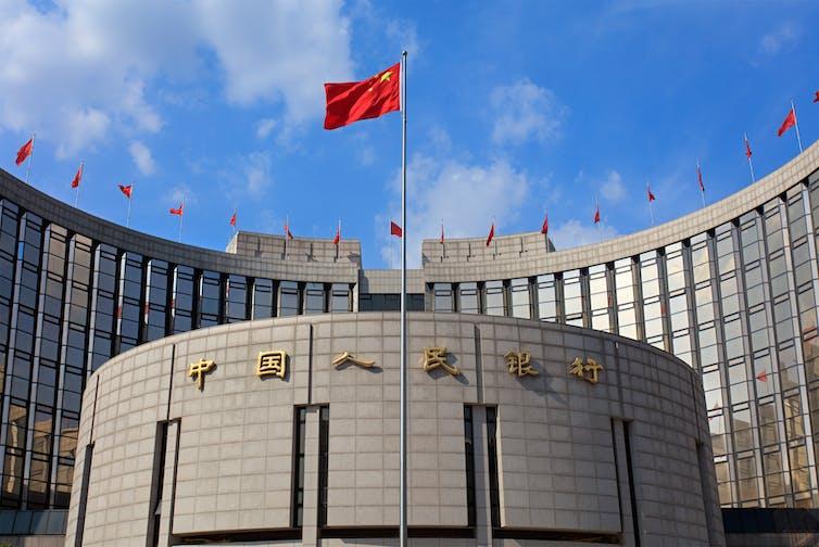 Bank central bank