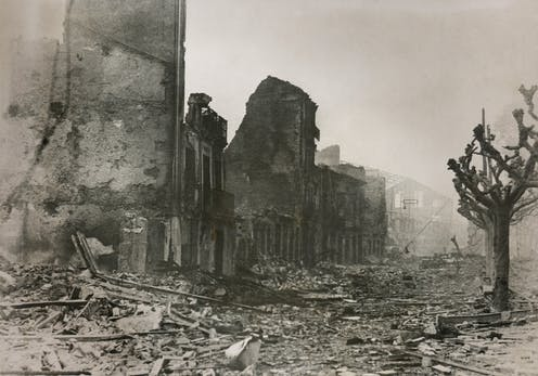 80 Years On From The Guernica Bombing And Spain Is Still Struggling