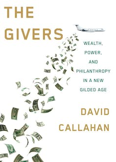 Cover of The Givers