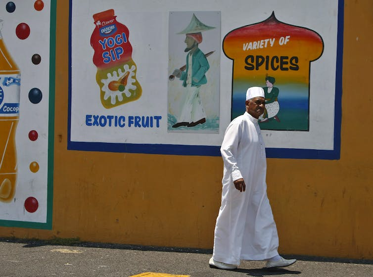 South Africa Muslims Cape Malay Afrikaans language