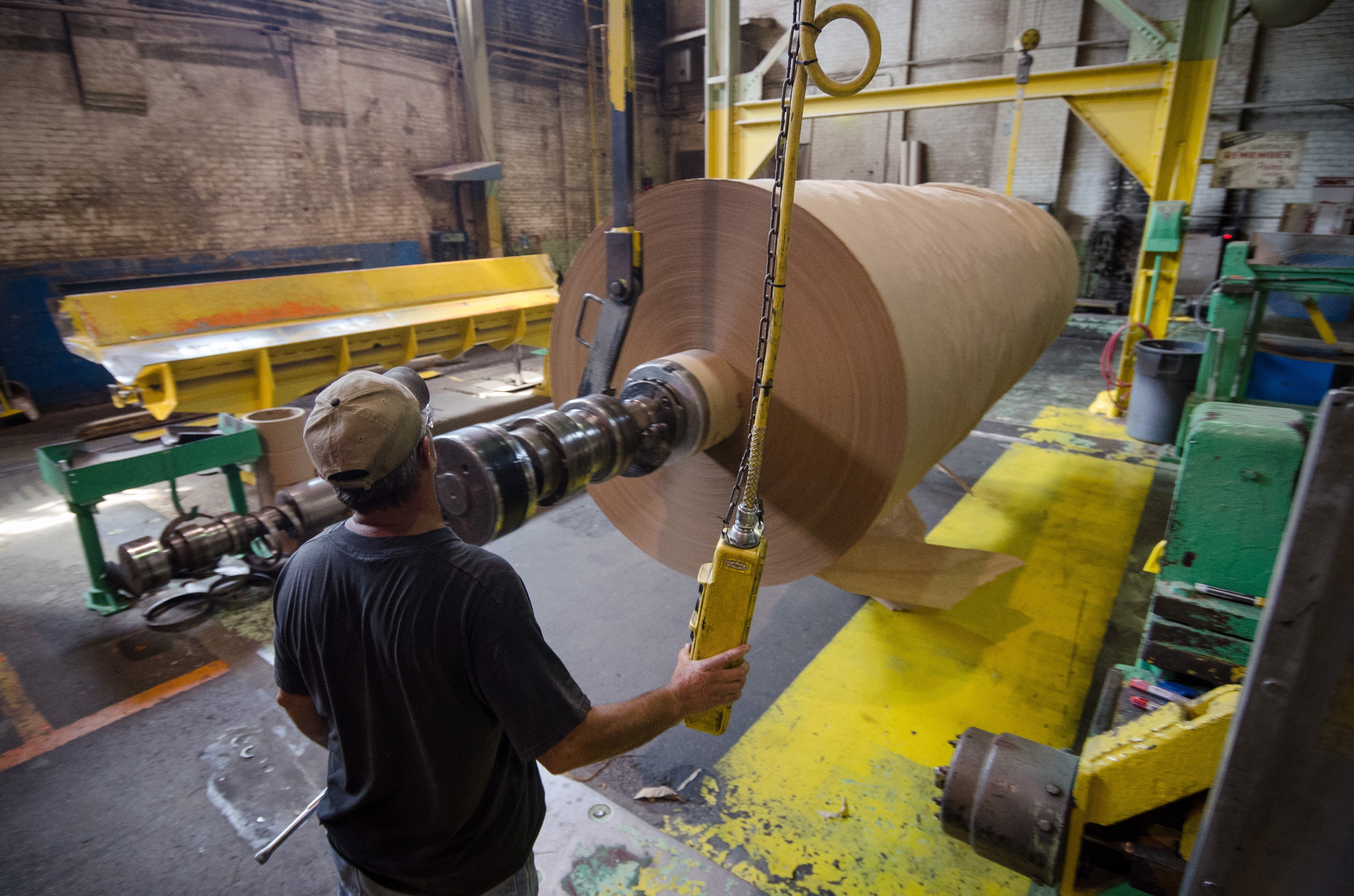 What role research and development play in the papermaking industry